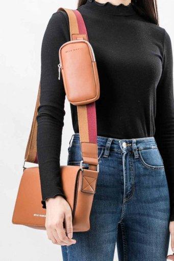 海外ファッションや大人カジュアルのためのインポートバッグ、かばんmelie bianco(メリービアンコ)のRay (Saddle)