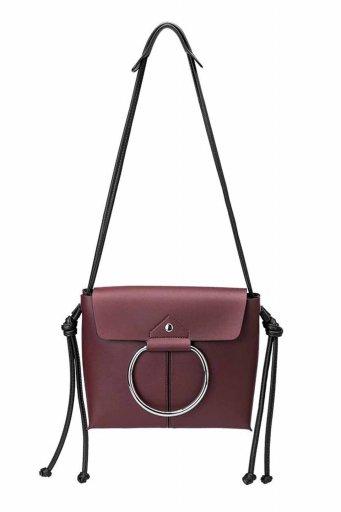 海外ファッションや大人カジュアルのためのインポートバッグ、かばんmelie bianco(メリービアンコ)のDillen (Burgundy)