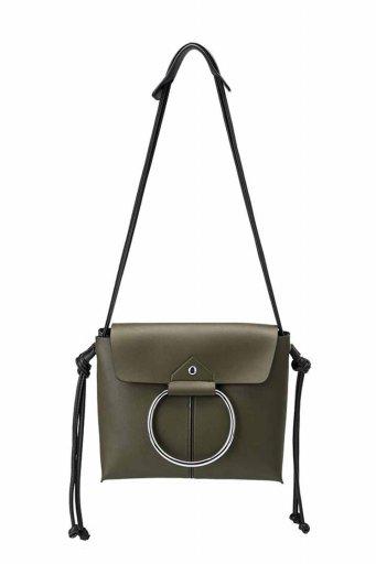 海外ファッションや大人カジュアルのためのインポートバッグ、かばんmelie bianco(メリービアンコ)のDillen (Olive)