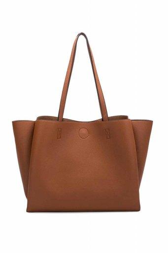 海外ファッションや大人カジュアルのためのインポートバッグ、かばんmelie bianco(メリービアンコ)のKaia (Saddle)