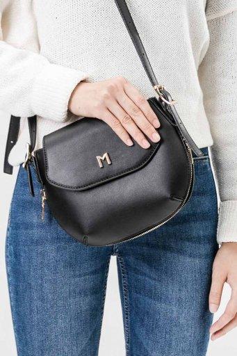 海外ファッションや大人カジュアルのためのインポートバッグ、かばんmelie bianco(メリービアンコ)のLyla (Black)