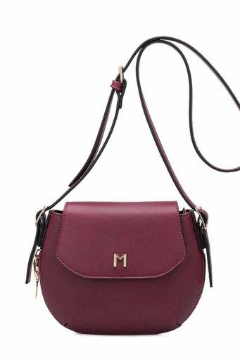海外ファッションや大人カジュアルのためのインポートバッグ、かばんmelie bianco(メリービアンコ)のLyla (Burgundy)