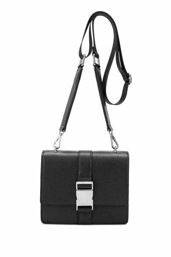 海外ファッションや大人カジュアルのためのインポートバッグ、かばんmelie bianco(メリービアンコ)のStalking Gia (Black)
