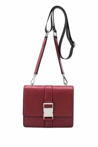 海外ファッションや大人カジュアルのためのインポートバッグ、かばんmelie bianco(メリービアンコ)のStalking Gia (Wine)