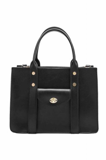 海外ファッションや大人カジュアルのためのインポートバッグ、かばんmelie bianco(メリービアンコ)のKhole (Black)