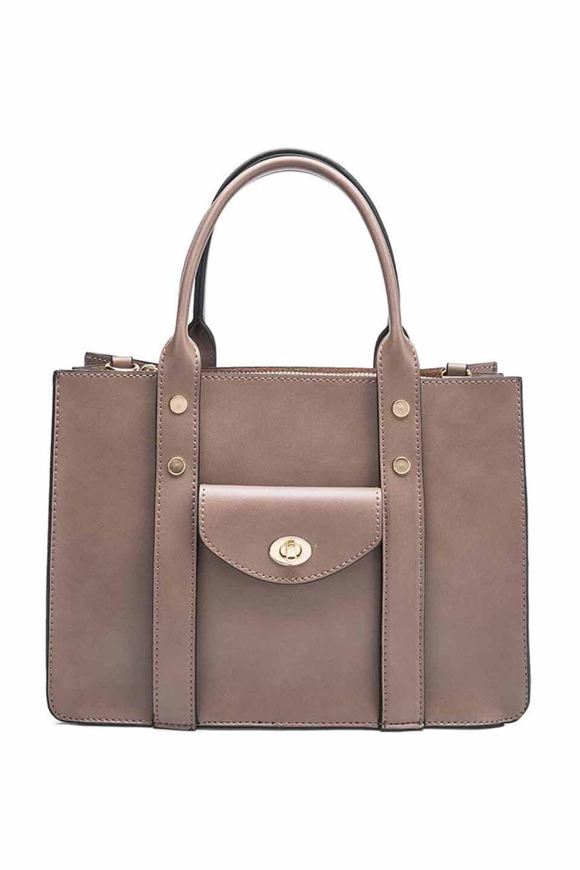 meliebiancoのKhole(Taupe)/海外ファッション好きにオススメのインポートバッグとかばん、MelieBianco(メリービアンコ)のバッグやハンドバッグ。meliebianco(メリービアンコ)の2018年秋冬の新作になります。メリービアンコ自慢のビーガンレザーを使用したアニマルフレンドリーなアイテム。