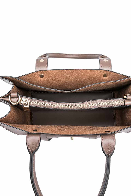 meliebiancoのKhole(Taupe)/海外ファッション好きにオススメのインポートバッグとかばん、MelieBianco(メリービアンコ)のバッグやハンドバッグ。meliebianco(メリービアンコ)の2018年秋冬の新作になります。メリービアンコ自慢のビーガンレザーを使用したアニマルフレンドリーなアイテム。/main-3