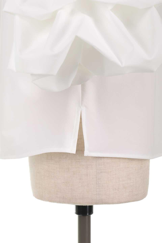 JosephRibkoffのTop#1834233段バルーンスリーブ・ブラウス/JosephRibkoffのトップスやシャツ・ブラウス。袖にボリュームをもたせて、ふんわりとしたイメージを醸し出すブラウス。オフショルダーと大きすぎないルーズサイズのデザインです。/main-11