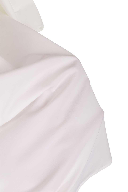 JosephRibkoffのTop#1834233段バルーンスリーブ・ブラウス/JosephRibkoffのトップスやシャツ・ブラウス。袖にボリュームをもたせて、ふんわりとしたイメージを醸し出すブラウス。オフショルダーと大きすぎないルーズサイズのデザインです。/main-12