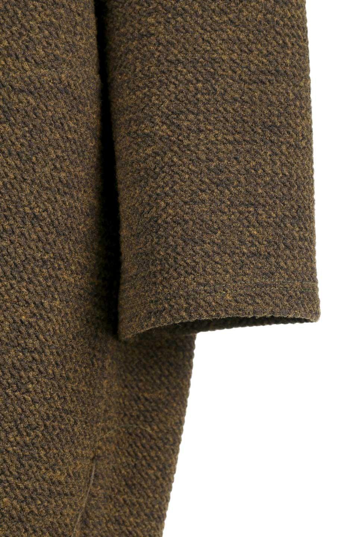 JosephRibkoffのTunic#183322ツイストネック・フィッシュテールチュニック/JosephRibkoffのトップスやニット・セーター。シンプルですがデザイン性の高いニットのコクーンプルオーバー。ネジリを加えたタートルネックが可愛いポイント細身の袖がゆったりシルエットをスッキリ見せてくれます。/main-11