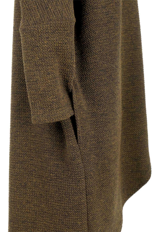 JosephRibkoffのTunic#183322ツイストネック・フィッシュテールチュニック/JosephRibkoffのトップスやニット・セーター。シンプルですがデザイン性の高いニットのコクーンプルオーバー。ネジリを加えたタートルネックが可愛いポイント細身の袖がゆったりシルエットをスッキリ見せてくれます。/main-12