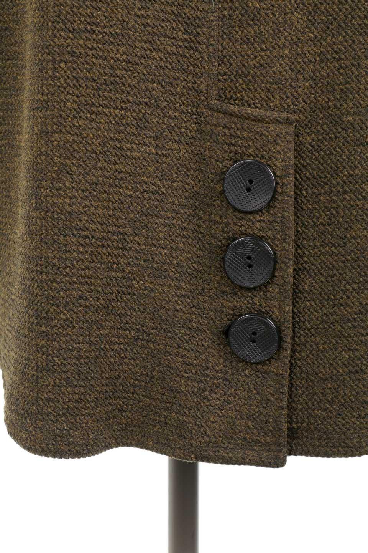 JosephRibkoffのTunic#183322ツイストネック・フィッシュテールチュニック/JosephRibkoffのトップスやニット・セーター。シンプルですがデザイン性の高いニットのコクーンプルオーバー。ネジリを加えたタートルネックが可愛いポイント細身の袖がゆったりシルエットをスッキリ見せてくれます。/main-13