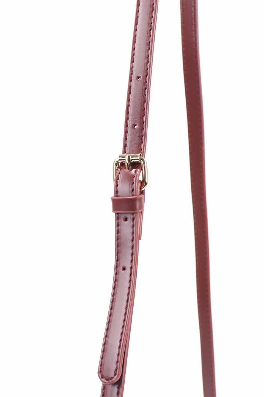 meliebiancoのAlba(Burgundy)/海外ファッション好きにオススメのインポートバッグとかばん、MelieBianco(メリービアンコ)のバッグやショルダーバッグ。高級感のあるセミグロスのビーガンレザーを使用した2Wayハンドバッグ。しっとりとしたツヤ感がとても素敵なバッグです。/main-13