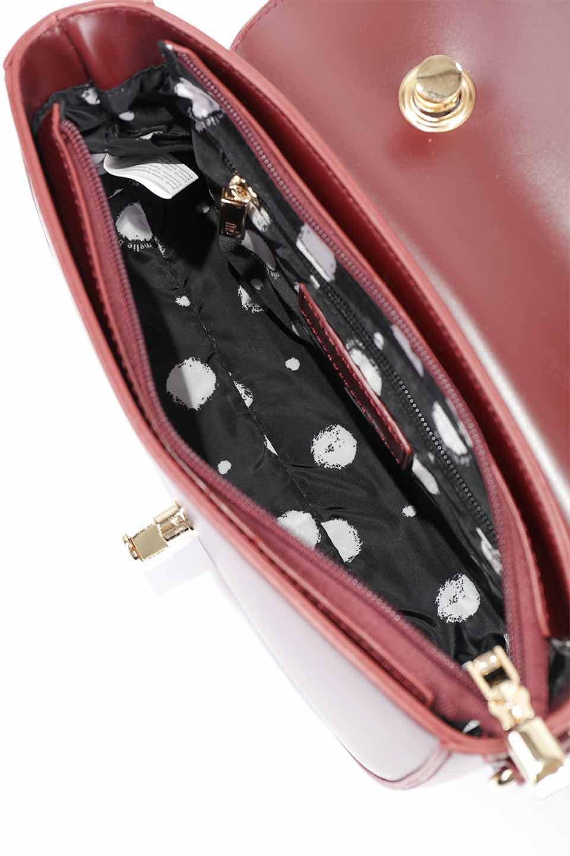 meliebiancoのAlba(Burgundy)/海外ファッション好きにオススメのインポートバッグとかばん、MelieBianco(メリービアンコ)のバッグやショルダーバッグ。高級感のあるセミグロスのビーガンレザーを使用した2Wayハンドバッグ。しっとりとしたツヤ感がとても素敵なバッグです。/main-24