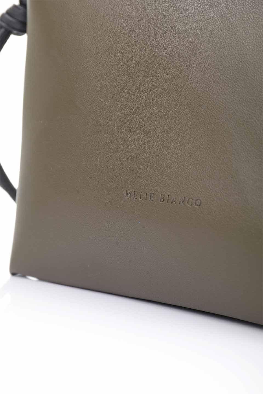 meliebiancoのDillen(Olive)/海外ファッション好きにオススメのインポートバッグとかばん、MelieBianco(メリービアンコ)のバッグやショルダーバッグ。落ち着いた雰囲気のカジュアルコーデにぴったりなショルダーバッグ。ゴールドのリングが大人っぽいアクセントのお手頃サイズのバッグです。/main-15
