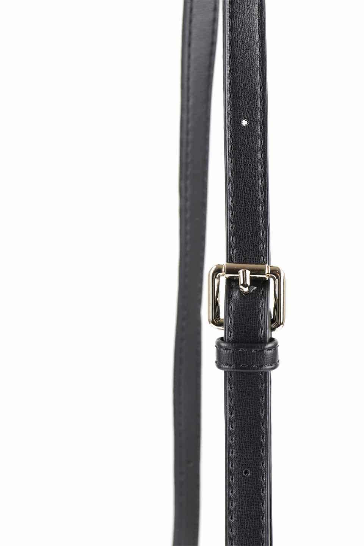 meliebiancoのLyla(Black)/海外ファッション好きにオススメのインポートバッグとかばん、MelieBianco(メリービアンコ)のバッグやショルダーバッグ。ふっくらと丸いシルエットが可愛いショルダーバッグ。ストラップは両サイドの付け根でも長さが調節できるので、お好みの長さに調節できます。/main-6
