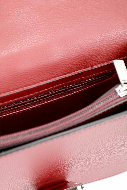 meliebiancoのStalkingGia(Wine)/海外ファッション好きにオススメのインポートバッグとかばん、MelieBianco(メリービアンコ)のバッグやショルダーバッグ。メタルのバックルがアクセントの2Wayショルダーバッグ。付属のストラップを背面に取り付ければウエストバッグとして楽しめます。/main-12