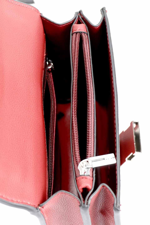 meliebiancoのStalkingGia(Wine)/海外ファッション好きにオススメのインポートバッグとかばん、MelieBianco(メリービアンコ)のバッグやショルダーバッグ。メタルのバックルがアクセントの2Wayショルダーバッグ。付属のストラップを背面に取り付ければウエストバッグとして楽しめます。/main-14