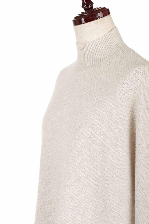 LOVESTITCHのTeilaSweaterモックネック・ドルマンニット/海外ファッションが好きな大人カジュアルのためのLOVESTITCH(ラブステッチ)のトップスやニット・セーター。オーバーサイズのドルマンスリーブのニットトップス。しっとりとなめらかなニットをカジュアルに仕上げたトップスです。/main-16