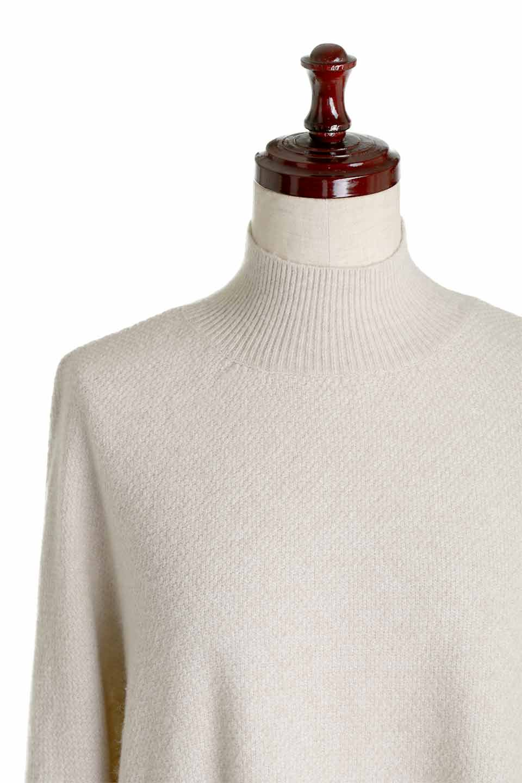 LOVESTITCHのTeilaSweaterモックネック・ドルマンニット/海外ファッションが好きな大人カジュアルのためのLOVESTITCH(ラブステッチ)のトップスやニット・セーター。オーバーサイズのドルマンスリーブのニットトップス。しっとりとなめらかなニットをカジュアルに仕上げたトップスです。/main-17