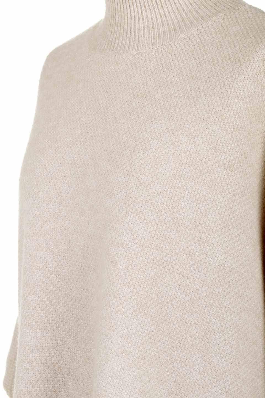 LOVESTITCHのTeilaSweaterモックネック・ドルマンニット/海外ファッションが好きな大人カジュアルのためのLOVESTITCH(ラブステッチ)のトップスやニット・セーター。オーバーサイズのドルマンスリーブのニットトップス。しっとりとなめらかなニットをカジュアルに仕上げたトップスです。/main-18