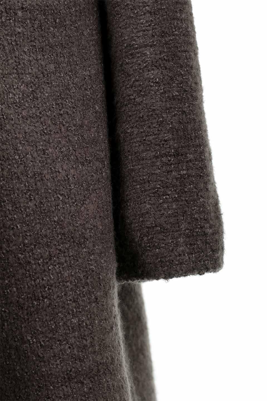LOVESTITCHのLennoxSweaterCoat(Military)フード付きロングニットカーディガン/海外ファッションが好きな大人カジュアルのためのLOVESTITCH(ラブステッチ)のアウターやカーディガン。アウターとしても活躍するフード付きのロングカーデ。ちょっと大きめのシルエットがとても可愛いカーディガンの新色です。/main-15
