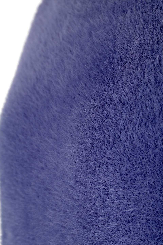 ShaggyknitPullOverTopシャギーニット・ミラノリブニット大人カジュアルに最適な海外ファッションのothers(その他インポートアイテム)のトップスやニット・セーター。ふわふわシャギーが着心地抜群のニットトップス。ミラノリブという編地でしっかりとした編みになっているので保温効果も抜群です。/main-35