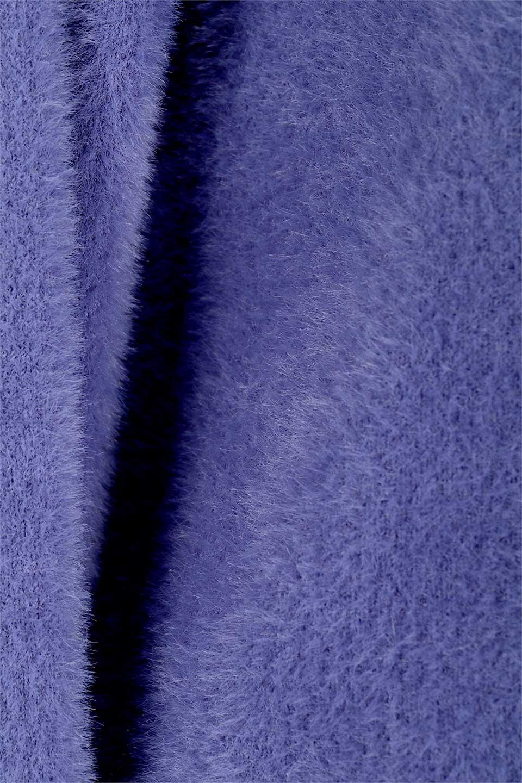 ShaggyknitPullOverTopシャギーニット・ミラノリブニット大人カジュアルに最適な海外ファッションのothers(その他インポートアイテム)のトップスやニット・セーター。ふわふわシャギーが着心地抜群のニットトップス。ミラノリブという編地でしっかりとした編みになっているので保温効果も抜群です。/main-36