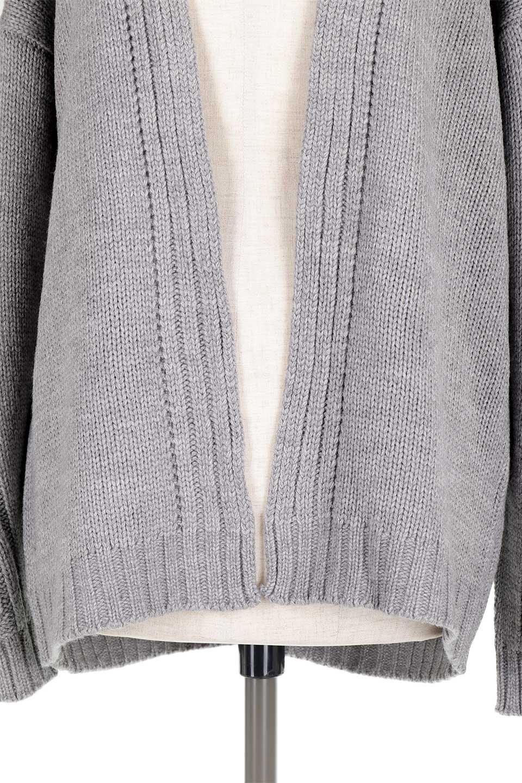 OversizedKnitCardigansオーバーサイズ・バルキーニットカーディガン大人カジュアルに最適な海外ファッションのothers(その他インポートアイテム)のトップスやニット・セーター。たっぷりとしたシルエットが可愛いバルキーニットのカーディガン。大きめのデザインで大人のカジュアルコーデに可愛らしさをプラスします。/main-22
