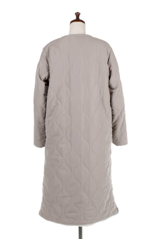 ReversibleShearlingCoatリバーシブル・キルティングコート大人カジュアルに最適な海外ファッションのothers(その他インポートアイテム)のアウターやコート。暖かさ抜群のキルティングのリバーシブルコート。裾や手首まで包み込む中綿とボアが暖かさを逃しません。/main-14