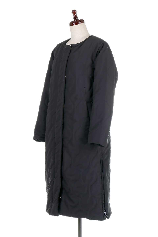 ReversibleShearlingCoatリバーシブル・キルティングコート大人カジュアルに最適な海外ファッションのothers(その他インポートアイテム)のアウターやコート。暖かさ抜群のキルティングのリバーシブルコート。裾や手首まで包み込む中綿とボアが暖かさを逃しません。/main-16