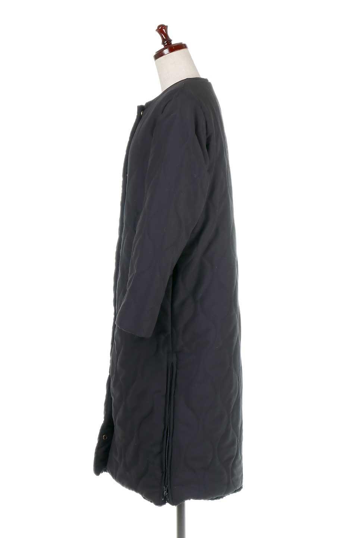 ReversibleShearlingCoatリバーシブル・キルティングコート大人カジュアルに最適な海外ファッションのothers(その他インポートアイテム)のアウターやコート。暖かさ抜群のキルティングのリバーシブルコート。裾や手首まで包み込む中綿とボアが暖かさを逃しません。/main-17