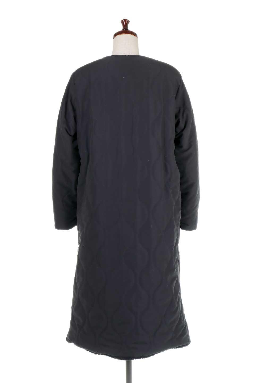 ReversibleShearlingCoatリバーシブル・キルティングコート大人カジュアルに最適な海外ファッションのothers(その他インポートアイテム)のアウターやコート。暖かさ抜群のキルティングのリバーシブルコート。裾や手首まで包み込む中綿とボアが暖かさを逃しません。/main-19