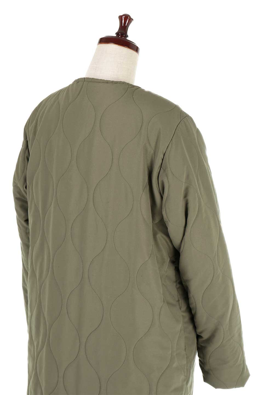 ReversibleShearlingCoatリバーシブル・キルティングコート大人カジュアルに最適な海外ファッションのothers(その他インポートアイテム)のアウターやコート。暖かさ抜群のキルティングのリバーシブルコート。裾や手首まで包み込む中綿とボアが暖かさを逃しません。/main-22