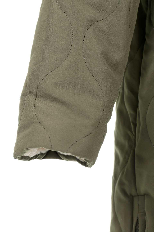 ReversibleShearlingCoatリバーシブル・キルティングコート大人カジュアルに最適な海外ファッションのothers(その他インポートアイテム)のアウターやコート。暖かさ抜群のキルティングのリバーシブルコート。裾や手首まで包み込む中綿とボアが暖かさを逃しません。/main-25