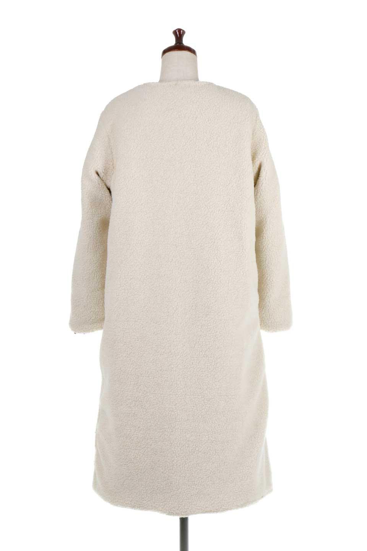 ReversibleShearlingCoatリバーシブル・キルティングコート大人カジュアルに最適な海外ファッションのothers(その他インポートアイテム)のアウターやコート。暖かさ抜群のキルティングのリバーシブルコート。裾や手首まで包み込む中綿とボアが暖かさを逃しません。/main-36