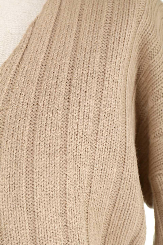 WideRibbedV-neckPullOverワイドリブ・Vネックブルオーバー大人カジュアルに最適な海外ファッションのothers(その他インポートアイテム)のトップスやニット・セーター。ルーズなシルエットのワイドリブニットトップス。大きめデザインのカジュアルなデザインで、気軽に着れるお手頃アイテムです。/main-19