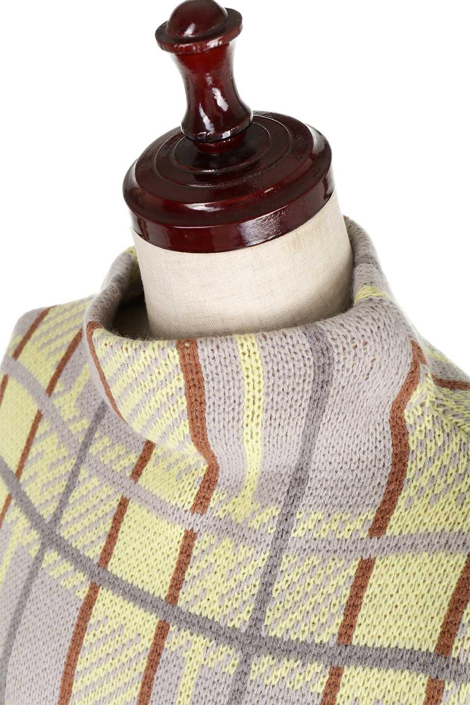 BalloonSleeveMockneckPullOverバルーンスリーブ・モックネックセーター大人カジュアルに最適な海外ファッションのothers(その他インポートアイテム)のトップスやニット・セーター。たっぷりとしたルーズタイプのモックネックがとても可愛いニットのトップス。緩めの身幅で長めの袖はバルーンスリーブ。/main-19