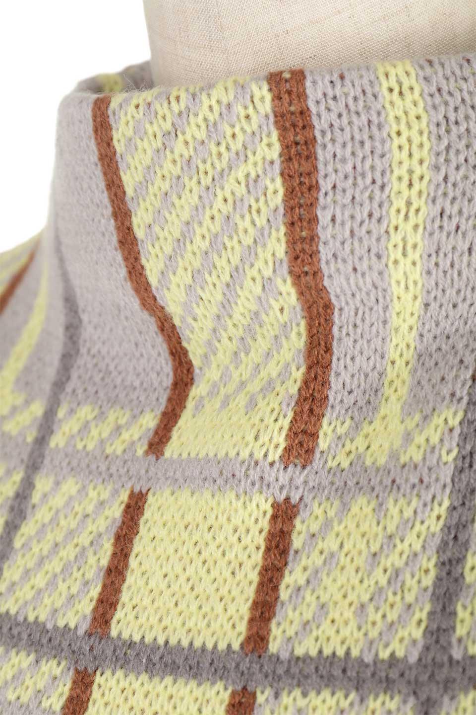 BalloonSleeveMockneckPullOverバルーンスリーブ・モックネックセーター大人カジュアルに最適な海外ファッションのothers(その他インポートアイテム)のトップスやニット・セーター。たっぷりとしたルーズタイプのモックネックがとても可愛いニットのトップス。緩めの身幅で長めの袖はバルーンスリーブ。/main-20