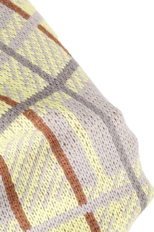 BalloonSleeveMockneckPullOverバルーンスリーブ・モックネックセーター大人カジュアルに最適な海外ファッションのothers(その他インポートアイテム)のトップスやニット・セーター。たっぷりとしたルーズタイプのモックネックがとても可愛いニットのトップス。緩めの身幅で長めの袖はバルーンスリーブ。/main-24