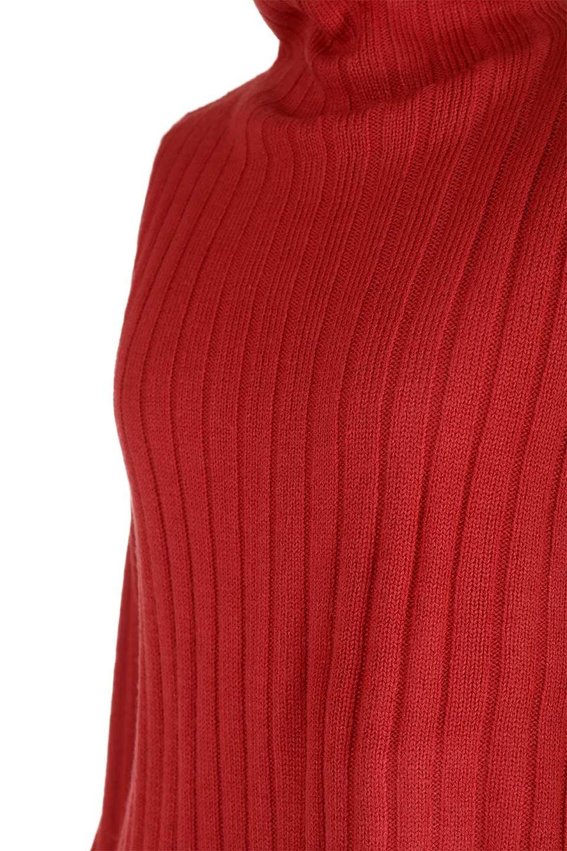 WideRibbedBottleNeckKnitTopワイドリブ・ボトルネックセーター大人カジュアルに最適な海外ファッションのothers(その他インポートアイテム)のトップスやニット・セーター。ゆとりのあるボトルネックが可愛いニットのトップス。緩めのサイズ感と首元のクシュ感が大人気のリブセーター。/main-19