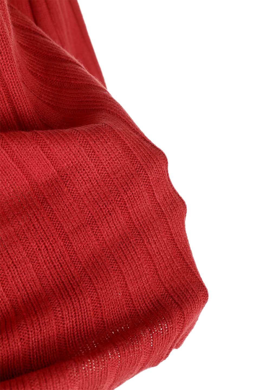 WideRibbedBottleNeckKnitTopワイドリブ・ボトルネックセーター大人カジュアルに最適な海外ファッションのothers(その他インポートアイテム)のトップスやニット・セーター。ゆとりのあるボトルネックが可愛いニットのトップス。緩めのサイズ感と首元のクシュ感が大人気のリブセーター。/main-22