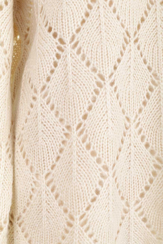 DiamondPatternTurtleNeckSweater模様編み・タートルネックセーター大人カジュアルに最適な海外ファッションのothers(その他インポートアイテム)のトップスやニット・セーター。たっぷり大きめのタートルネックがポイントのニット・セーター。オーバーサイズ気味のシルエットに長い袖が可愛いアイテム。/main-26
