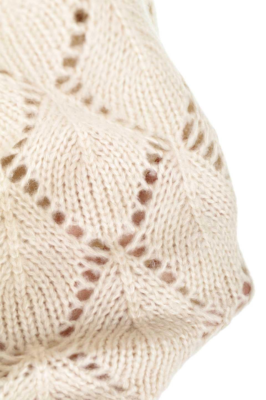 DiamondPatternTurtleNeckSweater模様編み・タートルネックセーター大人カジュアルに最適な海外ファッションのothers(その他インポートアイテム)のトップスやニット・セーター。たっぷり大きめのタートルネックがポイントのニット・セーター。オーバーサイズ気味のシルエットに長い袖が可愛いアイテム。/main-28