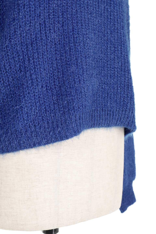SparklyAcrylicmohairKnitTopキラキラモヘア・バルーンスリーブニット大人カジュアルに最適な海外ファッションのothers(その他インポートアイテム)のトップスやニット・セーター。キラキラ輝くアクリルモヘアのニットトップス。オススメポイントはなんと言ってもソフトで肌触りの良い、やや透け感のあるモヘア風のニット素材。/main-27
