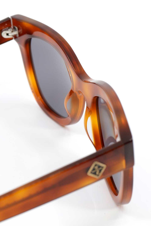 WONDERLANDのCOLONY(10-Havana/GreyLens)コロニー・セルフレーム・サングラス/WONDERLANDのメガネ・サングラスや。アメリカ西海岸のレディースクロージングブランド「STONECOLDFOX」とのコラボレーションモデルです。より女性らしいラウンドしたフレームと特徴的な大きなレンズは、クールな女性を演出してくれると同時に小顔効果が望めます。/main-13