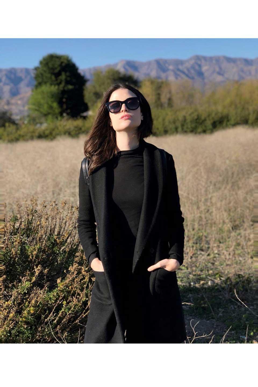 WONDERLANDのCOLONY(05-CarmelTort/BronzeLens)コロニー・セルフレーム・サングラス/WONDERLANDのメガネ・サングラスや。アメリカ西海岸のレディースクロージングブランド「STONECOLDFOX」とのコラボレーションモデルです。より女性らしいラウンドしたフレームと特徴的な大きなレンズは、クールな女性を演出してくれると同時に小顔効果が望めます。/main-19
