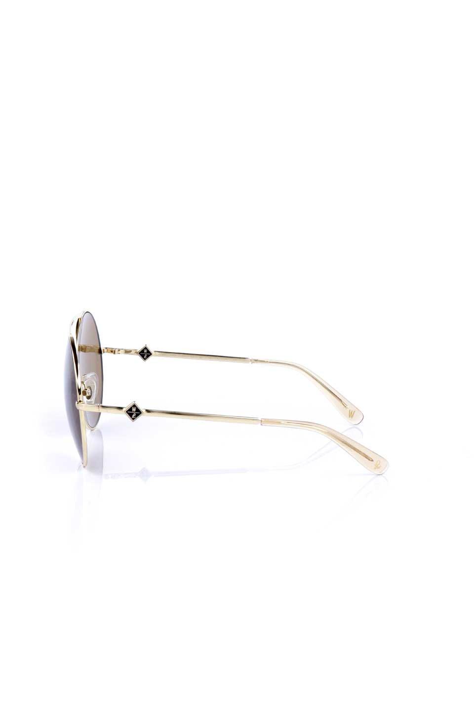 WONDERLANDのBLYTHE(03-Gold/BronzeLens)ブライス・メタルフレーム・サングラス/WONDERLANDのメガネ・サングラスや。INDIOより大きめのラウンドグラスを採用した女性向けモデル「BLYTHE/ブライス」WONDERLANDの中でもSUNCITYの次に大きいグラスを採用し、同じラウンド型サングラスのINDIOやSTATELINEとは異なる特徴的なデザインです。ブリッジ部分はSTATELINEやINDIOと同様「ツーブリッジ」を採用。/main-2