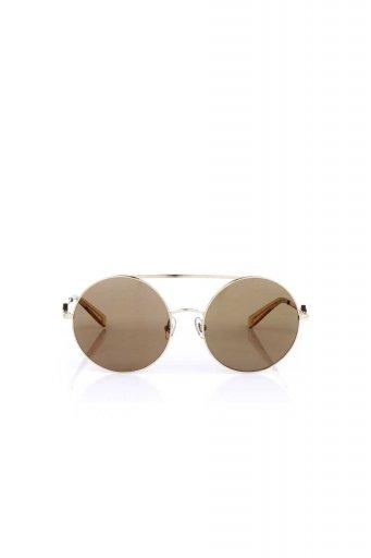 WONDERLANDのBLYTHE (03-Gold/Bronze Lens) ブライス・メタルフレーム・サングラス / 大人カジュアルに最適な海外ファッションが得意な福島市のセレクトショップbloom