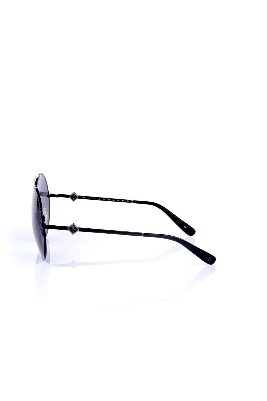 WONDERLANDのBLYTHE(01-Black/GreyLens)ブライス・メタルフレーム・サングラス/WONDERLANDのメガネ・サングラスや。INDIOより大きめのラウンドグラスを採用した女性向けモデル「BLYTHE/ブライス」WONDERLANDの中でもSUNCITYの次に大きいグラスを採用し、同じラウンド型サングラスのINDIOやSTATELINEとは異なる特徴的なデザインです。ブリッジ部分はSTATELINEやINDIOと同様「ツーブリッジ」を採用。/main-2
